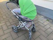 Kombi Kinderwagen Knorr Baby City