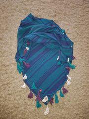 Verkaufe kaum getragenen Schal mit