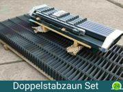 Doppelstab Zaun Set - Lieferung nach