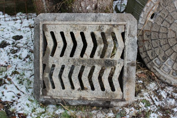 Kanaldeckel wassereinlaufdeckel