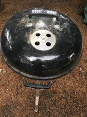 Weber kugelgrill Holzkohlegrill 48 cm