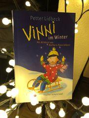 ViNNi im Winter von Petter