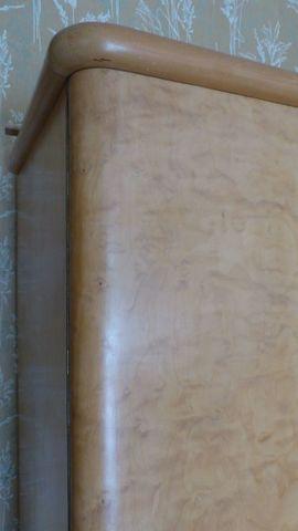 Schränke, Sonstige Schlafzimmermöbel - Kleiderschrank Wäscheschrank Spiegelkommode alles in