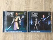 2x Star Wars The Clone