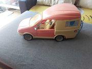 Barbie Wohnmobil