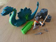 Spielzeug Playmobil Seeungeheuer Nessie mit