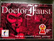 Doctor Faust - Brettspiel - NEU