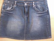 Rock - Jeans - Minirock - Damen - X