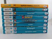 Nintendo Wii U Spiele