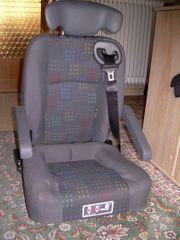 Vaneo-Kindersitz Plätze 6 oder 7