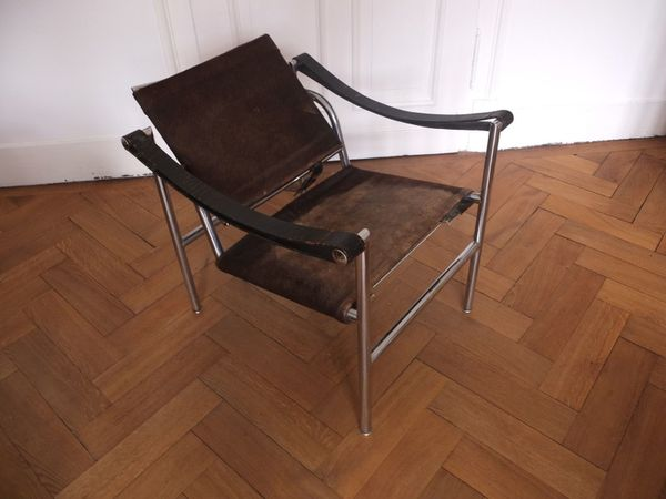 Le Corbusier LC1 Stuhl - niedrige