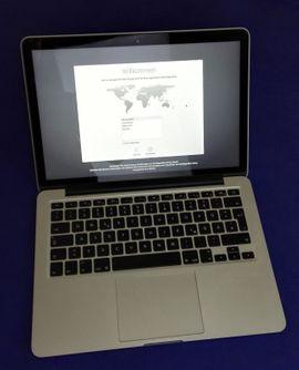 Apple MacBook Pro Retina 13: Kleinanzeigen aus Burgwerben - Rubrik Notebooks, Laptops
