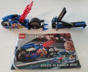 LEGO Racers Speed Slammer Bike