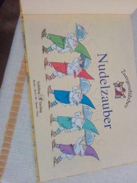 Alles Mögliche - Kinderkochbuch Nudelzauber