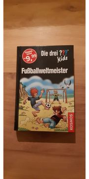 Buch Die drei Kids - Fußballmeister -