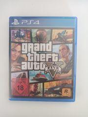 GTA 5 Ps4 Grand Theft