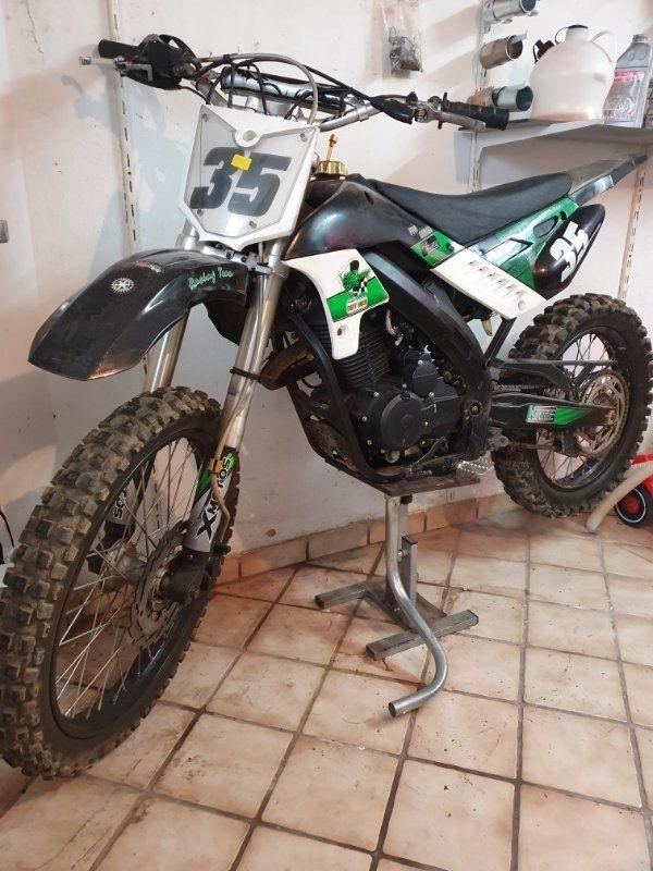 Crosser XB35 vollcross crossmotorrad
