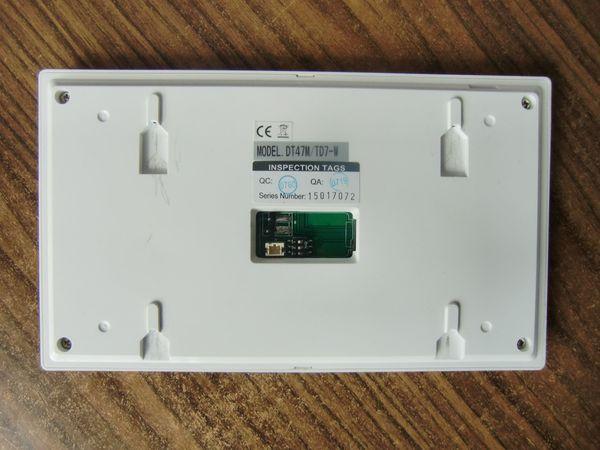 Monitor DT47M - defekt