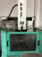 CNC Fräsmaschine Deckel Maho DMU50M