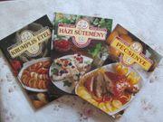original ungarische Kochbücher