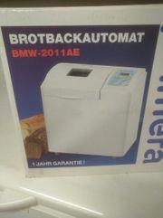 Brot Back Automat