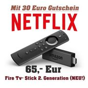 Fire TV Stick mit Netflix