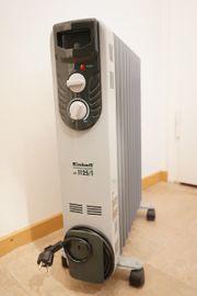 Heizkörper Ölradiator Einhell NEU ohne