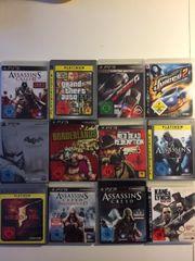 PS 3 Spiele - 4 pro