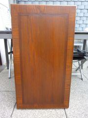 Tischplatte mit Intarsien