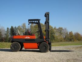 Linde Diesel Stapler H70D - 7000kg: Kleinanzeigen aus Moosburg - Rubrik Sonstige Nutzfahrzeuge