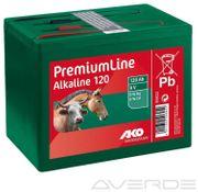 AKO Trockenbatterie Alkaline 9 Volt