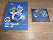 Fachbuch Fachkunde Metall mit CD