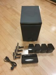 Dolby Surround 5 1 Boxen -