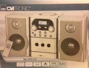 CIATRONIC Musik-Center MC 1025 CD
