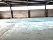 Hallenstellplätze für Boote Wohnmobile Camper