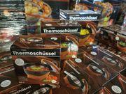 Gourmetmaxx 3 Thermoschüssel Isolierschüssel NEU