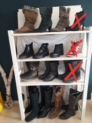 Diverse Schuhe - Ancle Boots - Stiefel -