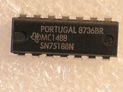 Leitungstreiber SN75188N