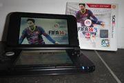 Nintendo 3Ds XL plus FIFA