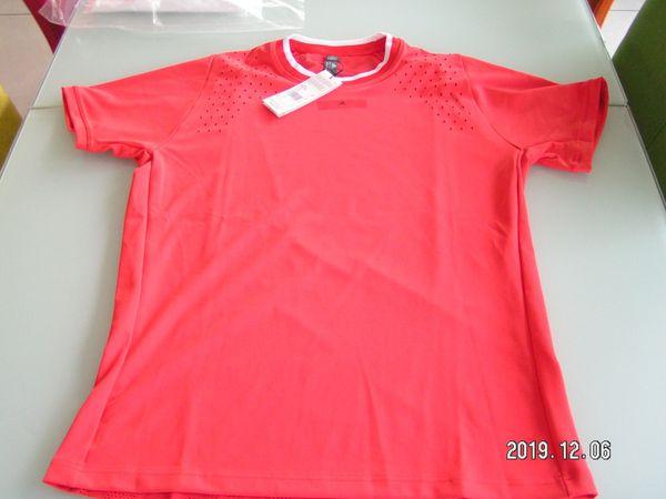 adidas by Stella McCartney Court T Shirt, rot, Herren