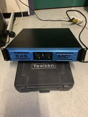 MC2 Audio E45 Leistungsverstärker Endstufe