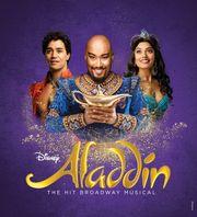 Musical Ticket Aladdin Kategorie 1