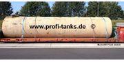 GS16 gebrauchter 30000L Erdtank Stahltank