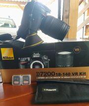 Verkaufe meine Kamera Nikon d7200