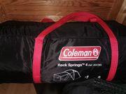 Coleman Rocksprings 4 Zelt 4