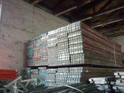 90 m² gebrauchtes Gerüst Plettac