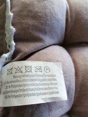 Sitzpolster für Stühle 6 Stück