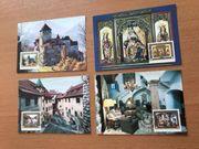 Maximumkarten Liechtenstein bis 2000