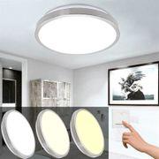 60W Farbwechsel LED Deckenleuchte Wohnzimmerlampe