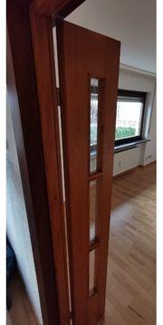 Schöne Holz Tür